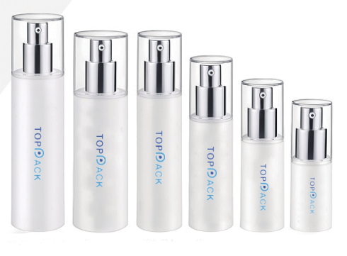 New PP Round Airless Bottle sets-P9J23