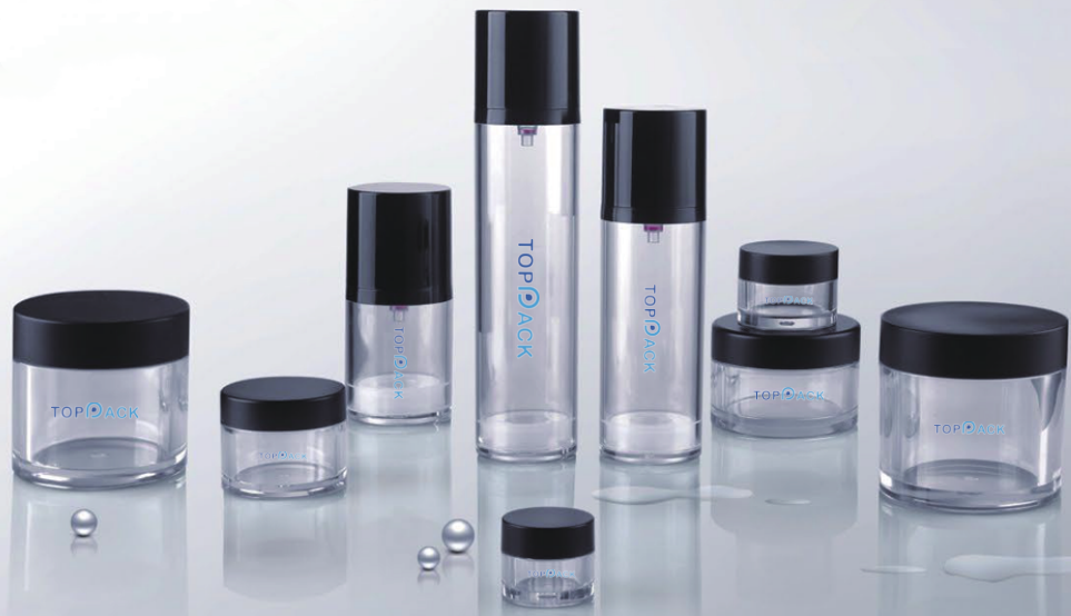 New Cylinder Round Airless Bottle sets-PIRRF