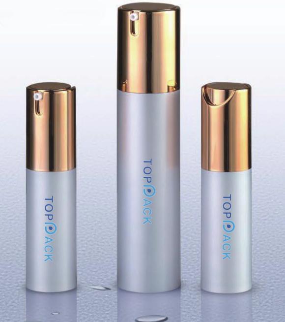 New Round Airless Bottle sets-PIRRO