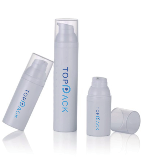 New PP Cylinder Slim Airless Bottle-P603066/P603067/P603068