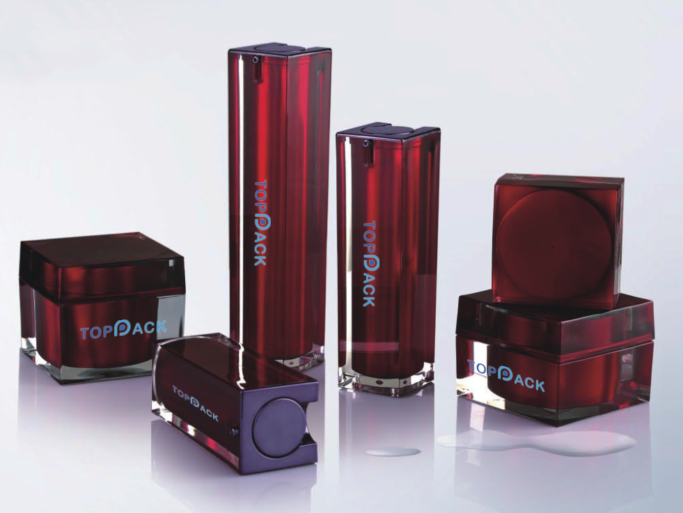 New Square Airless Bottle-PIRRB